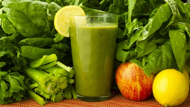 Habit: Smoothie for breakfast