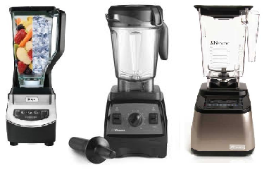 Picking a blender, Blendtec Designer vs. Vitamix 7500 or 300