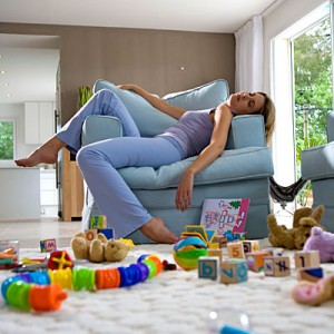The Lazy Mum's guide to maintaining a Household